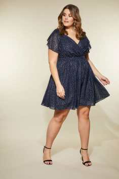 https://www.yoursclothing.co.uk/lovedrobe-navy-foil-print-tea-dress-p