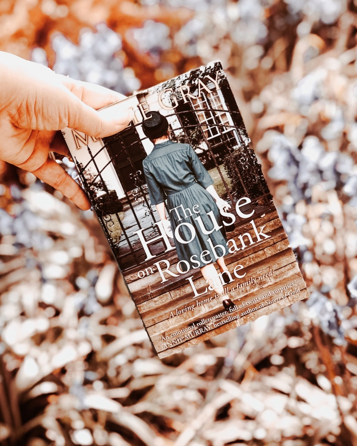 book tour- The house on Rosebank Lane